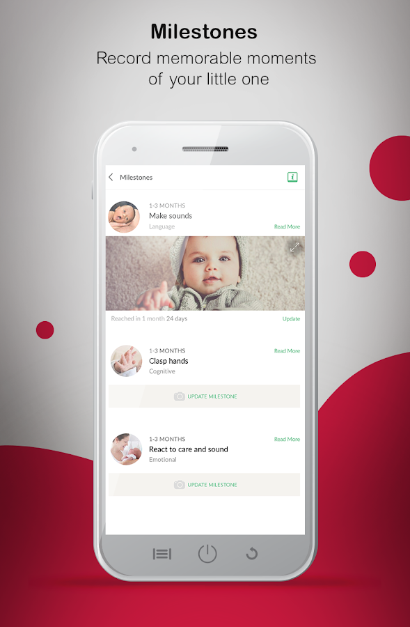 BabyBerry: Pregnancy & Parenting Community- screenshot
