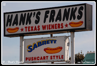 """Photo: A to Z  2011-10-11 Week 8 - Day 52  Tuesday's """"H""""  Hank's Franks"""