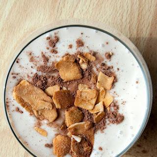 Vanilla Coco-PB Shake.