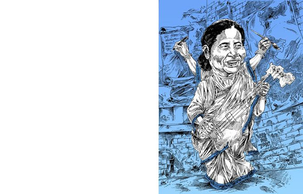 Mamata Banerjee's West Bengal is a cultural wasteland marked by