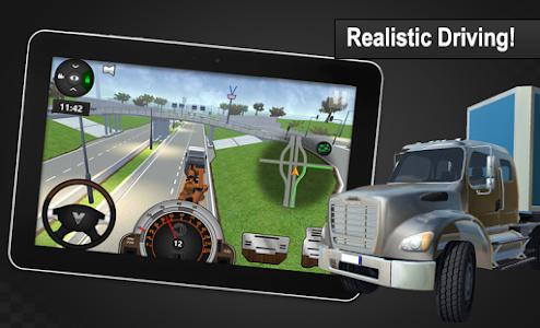 Truck Simulator 2016 v1.19 Mod Money