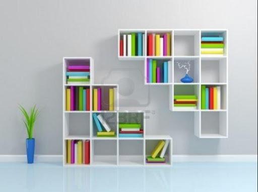 本棚デザインのアイデア
