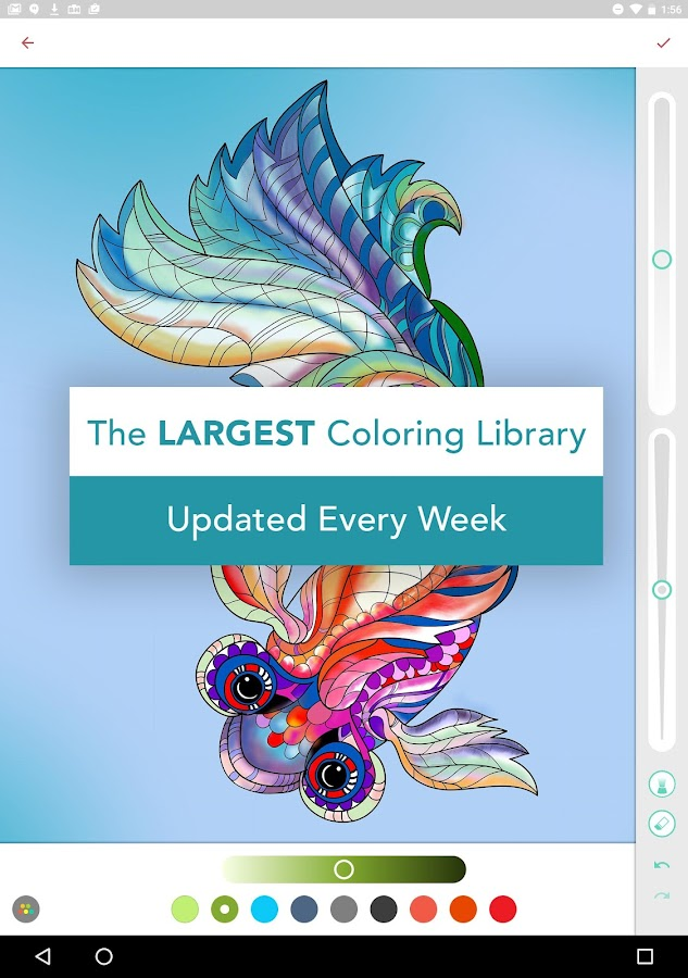 Coloring Book Software Download Pigment Android Apps On Google Play