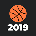 Basketball 2019 Cup - Live Scores & Schedule icon