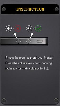 Lie Detector Test Free Prank 1.1 screenshot 636551