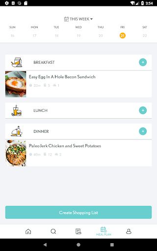 SideChef: 18K Recipes, Meal Planner, Grocery List 4.7.3 Screenshots 22
