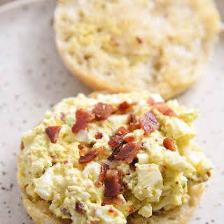 Bacon Egg Salad.
