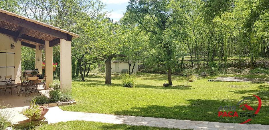 Vente maison 7 pièces 240 m² à Seillans (83440), 680 000 €