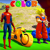 Superheroes Racing Games