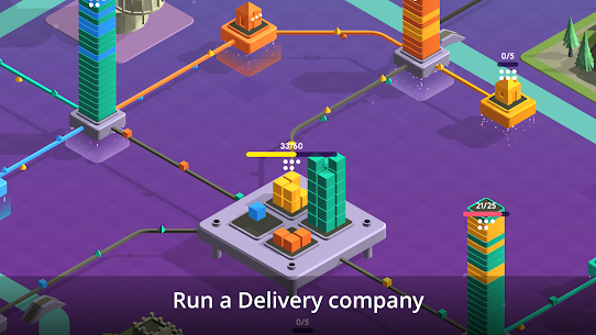Package Inc Mod Apk (Unlimited Money + Full Unlocked) 1