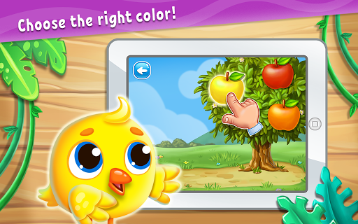Colors for Kids, Toddlers, Babies - Learning Game filehippodl screenshot 3