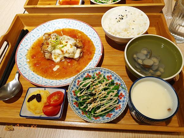 定食套餐與炒飯~十口木子~火車站附近簡餐店