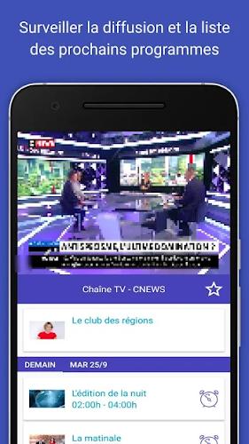 France Télévision (gratuit) Android App Screenshot