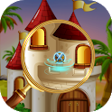 Castle Hidden Object : Find Battle Clue icon