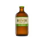 Brew Dr. Kombucha Mint Lemonade
