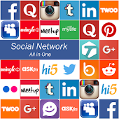 Social Network All in One