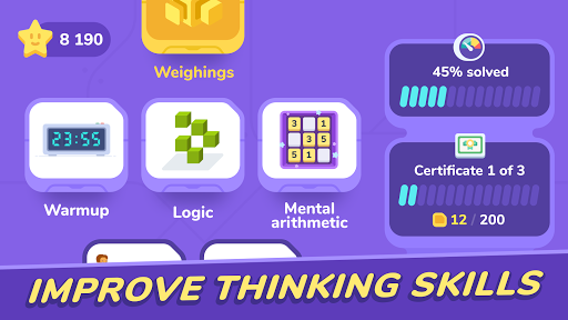 LogicLike: Logic Games, Puzzles & Teasers apktram screenshots 2
