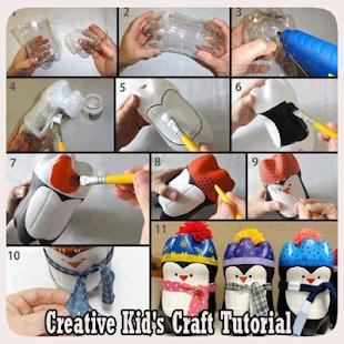 Kreativní výuka dětského řemesla - náhled