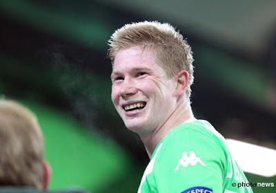 "De Bruyne: ""Aller le plus loin possible en Europa League"""