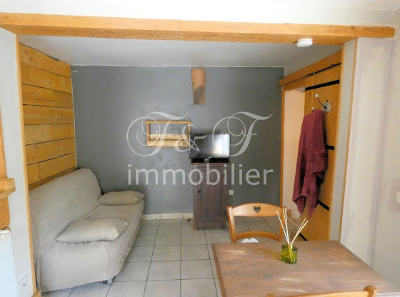 Vente maison 21 m2