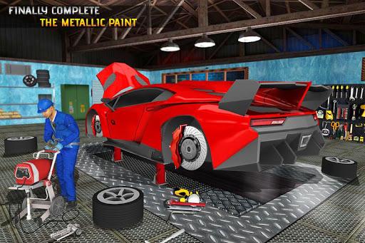 Mobile Auto Mechanic: Car Mechanic Games 2018 1.0 screenshots 5