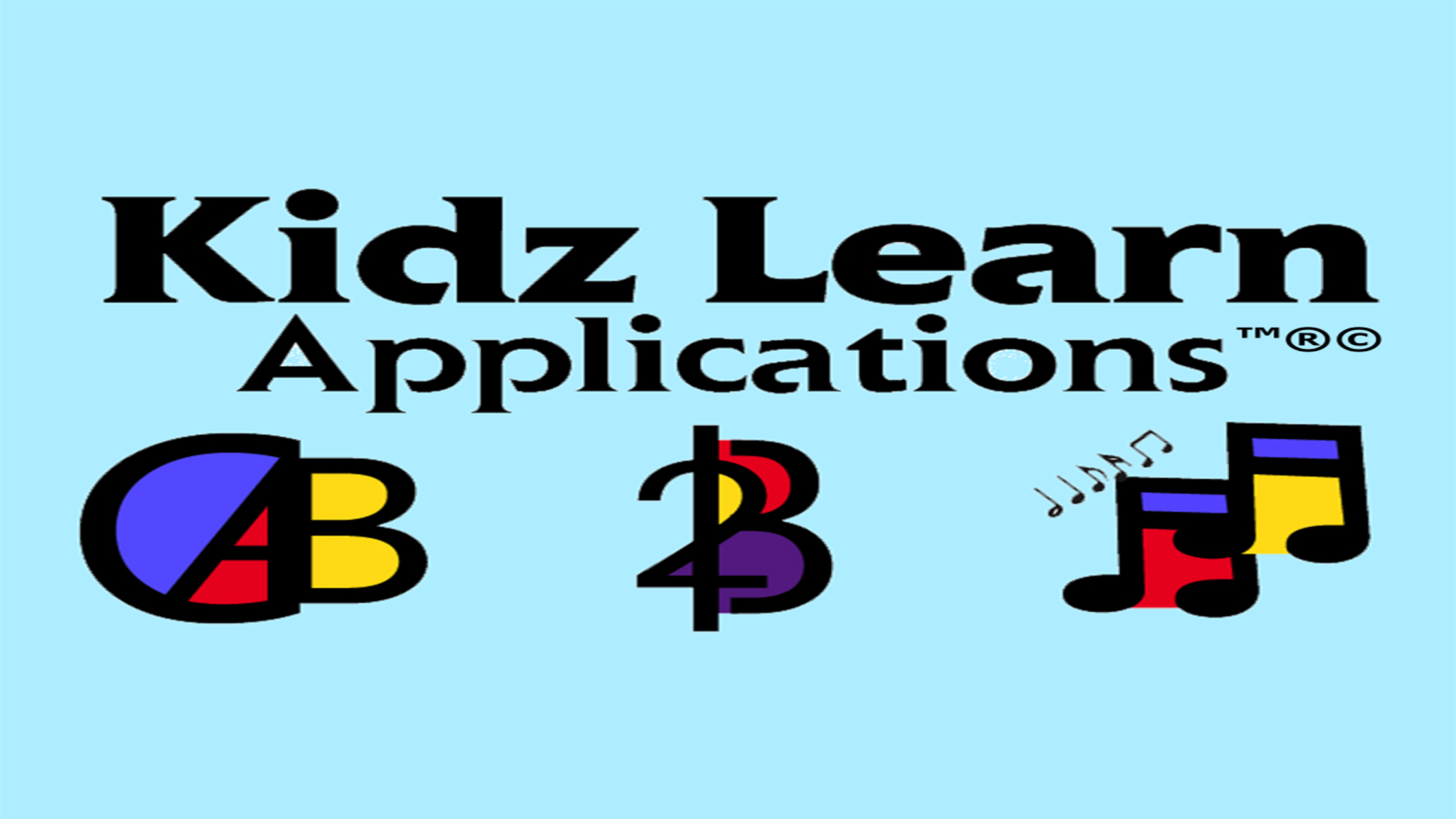 Kidz Learn Applications™