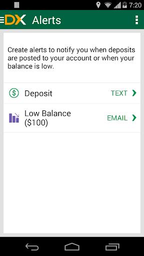 Direct Express® Screenshot