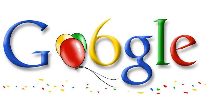 6 Jahre Google