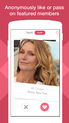 Cougar Dating Life : Date Older Women Sugar Mummy 4.5.2 screenshots 3