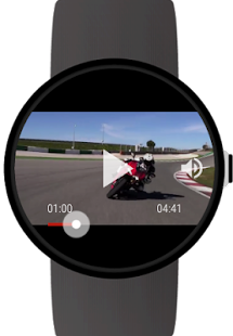 Video for Android Wear&YouTube Screenshot 1