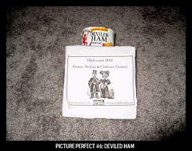 Photo: Point values for this target: 3 Points for a can of Deviled Ham at the store; 5 Points for a can of Deviled Ham at home; 7 Points for a Deviled Ham sandwich. Email your submission to contests@superficialgallery.com.