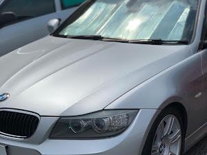 320i Mスポーツ  E90 Lci 2011modelのカスタム事例画像 E90L275Vさんの2019年08月26日08:45の投稿