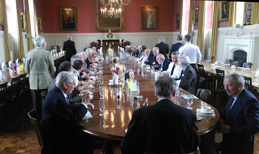 Photo: Lunch Stonehouse barracks