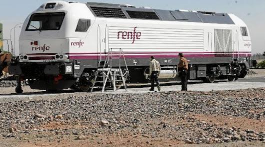 Menos de 400 billetes devueltos: el síntoma del mal estado del tren en Almería