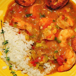 Easy Shrimp Étouffée