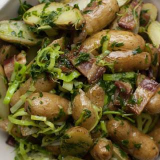 No-Mayo Potato Salad