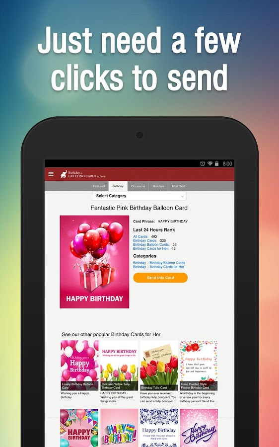 Free Birthday Greeting Cards Android Apps on Google Play – Greeting Cards for Birthday Images