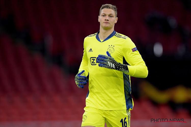 """Ook Italiaanse media kunnen blunderende Ajax-doelman niet negeren: """"Een ramp voor de jonge reus"""""""