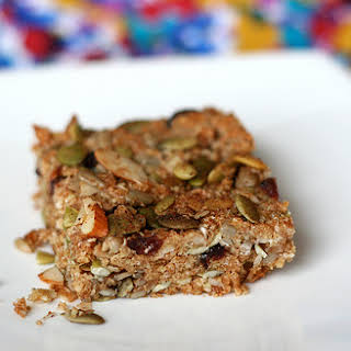 Gluten Free Breakfast Bars.