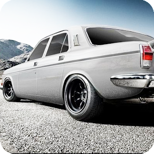Russian Cars: Volga in City for PC and MAC