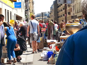 Photo: Marché Place Monge, my all time favourite market.