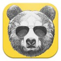Hipster Bears Live Wallpapers icon