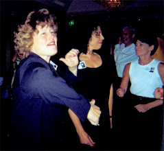Photo: Cathy Gunderson, Sue Gamlen and Ginny Hamilton at the 2002 ReUnion