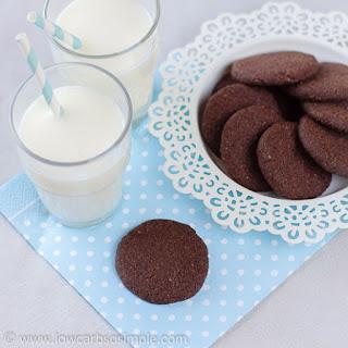 Super Easy Chocolate Cookies (Egg-Free)