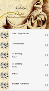 Kitab Maulid screenshot
