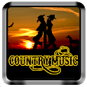 Free Country Music - Country Music Radio Stations icon