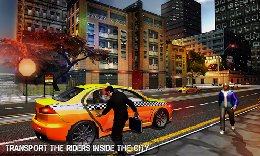 Pro TAXI Driver Crazy Car Rush 1.0.4 screenshots 5