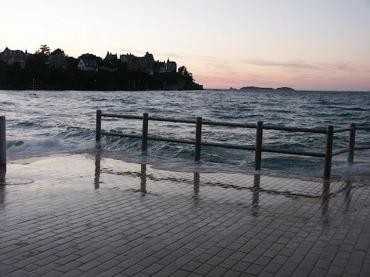 La marea dell'oceano. di criccabraga
