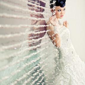 by Yudi Leonardo - Wedding Bride