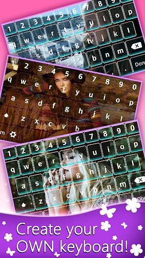 My Photo Keyboard App screenshot